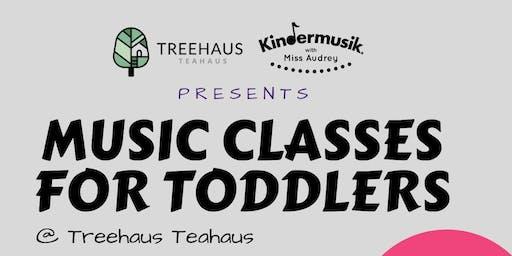 Kindermusik Parent & Toddler Music Classes