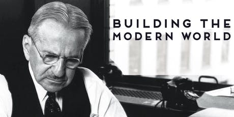 """Building the Modern World: Albert Kahn in Detroit"" Book Talk tickets"