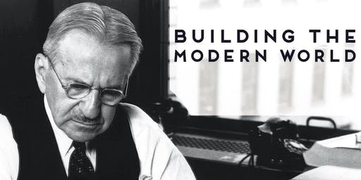 """Building the Modern World: Albert Kahn in Detroit"" Book Talk"