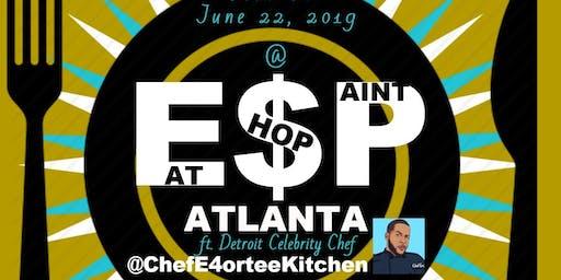 EAT, SHOP, PAINT - Atlanta