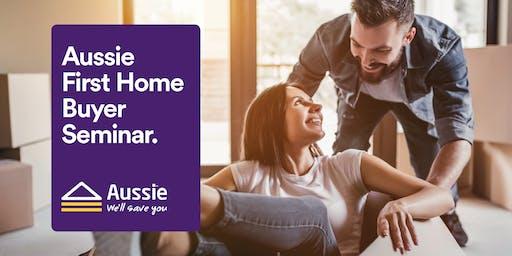 Aussie Home Loan First Home Buyer Seminar