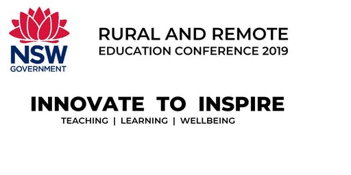 Rural & Remote Education Conference 2019 Tamworth