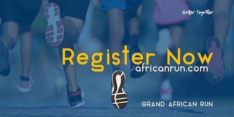 Grand African Run/ታላቅ ሩጫ በዲሲ (Jantilla Edition) tickets