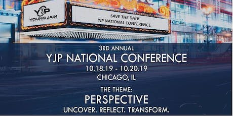 YJP National Conference 2019 tickets