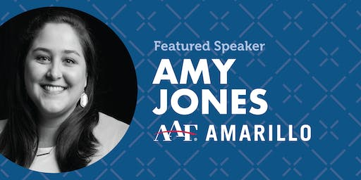 Lunch Program: Solving Problems Creatively with Amy Jones