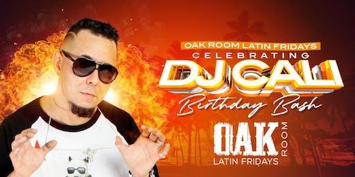 Oak Room Latin Fridays | 06.21.19