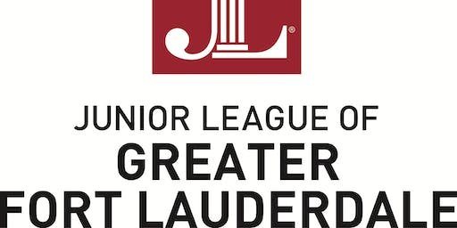 Junior League of Greater Fort Lauderdale Informational Social 7/16/2019