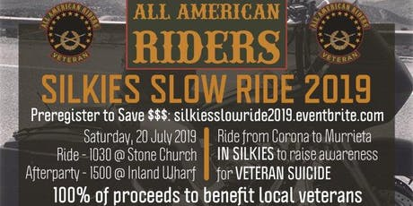 Silkies Slow Ride 2019 tickets