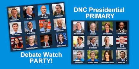 DNC Presidential Debate Watch Party: Brooklyn Blowout! tickets