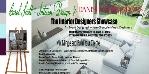 Interior Designers Showcase