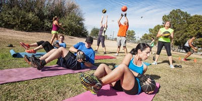 Outdoor Fitness Training Session - Term 3, 2019, Winston Hills (Monday)