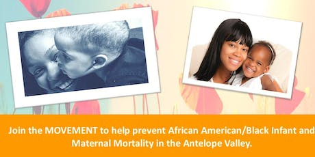 Antelope Valley African American Infant & Maternal Mortality Community Action Team (AAIMM CAT) Meeting  tickets