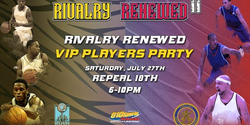 RIVALRY RENEWED VIP