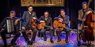 Idaho Jazz Education Endowment presents Pearl Django (10/16/19)
