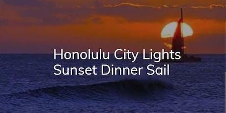 Summer Sunset Sail: an ASAE Hawaii Networking Event tickets