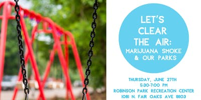 Let's Clear the Air: Marijuana Smoke & Our Parks