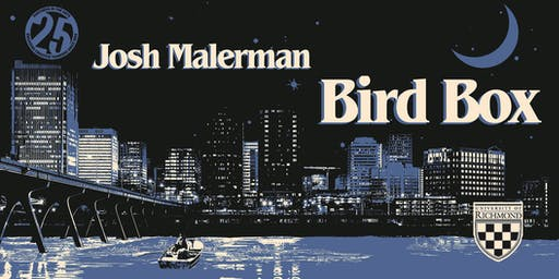 Partners in the Arts: An Evening with Bird Box author Josh Malerman
