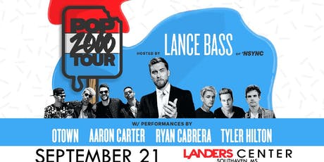 VIP Experience with Lance Bass - Southhaven, MS tickets