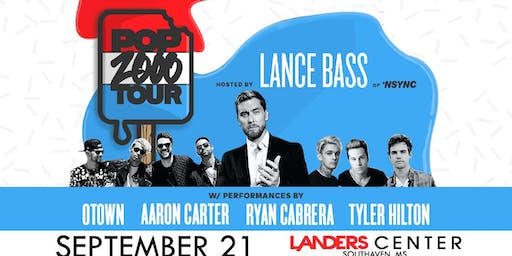VIP Experience with Lance Bass - Southhaven, MS