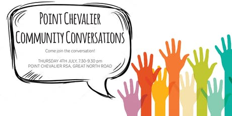 Pt. Chevalier Community Conversations tickets