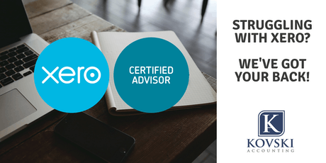XERO for Small Business Owners - Full Day Course (BALLARAT) - Nov 21, 2019 tickets
