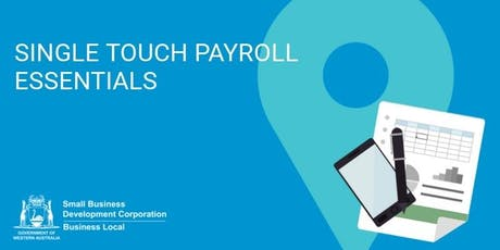 Free Workshop: Single Touch Payroll Essentials (Stirling) tickets