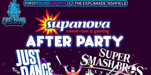 Supanova After Party ($5 Entry + Pizza)