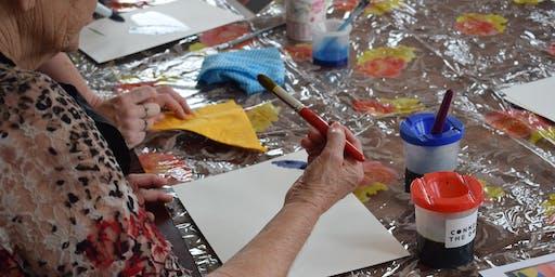Make Moments Art Workshop – Pah Homestead