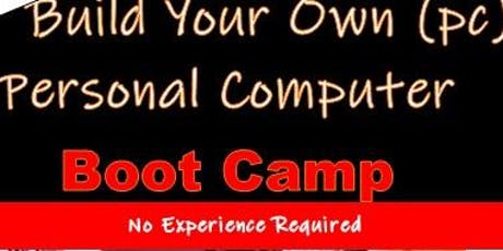 PC Building & Repairs Boot Camp/Workshop - Open House/Registration tickets