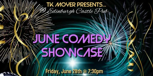 June Comedy Showcase 2019