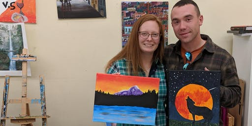 Wine & Paint Saturday August 10th or 24th