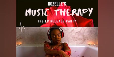 Music Therapy Release Party  tickets