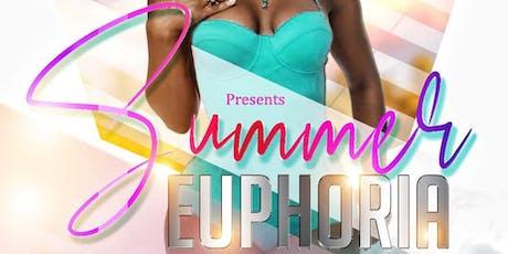 SUMMER EUPHORIA FASHION SHOW tickets