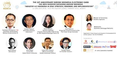 The 28th Investor Gathering Bizcom Indonesia tickets