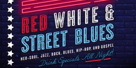 Magic Wednesdays: Red, White and Street Blues tickets