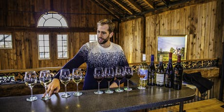 Exclusive Wine Tasting with CMS Sommelier  tickets