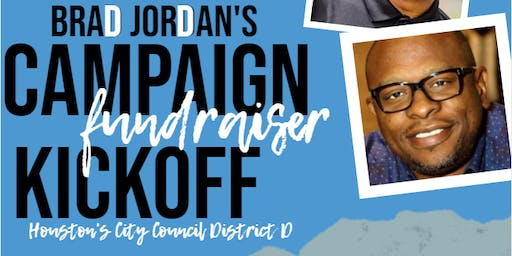 Keto Gentry The Consultant Would Like To Cordial Invite You To Future Council Member Brad Jordan's Fundraiser Campaign Kick Off June 26th @ Five Central.