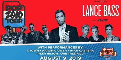 VIP Experience with Lance Bass - Indianapolis, IN tickets