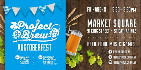 Augtoberfest - Project Brew: Summer 2019 tickets
