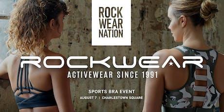 ROCKWEAR SPORTS BRA EVENT tickets