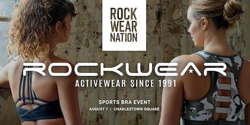 ROCKWEAR SPORTS BRA EVENT