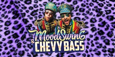 Mood Swing & Chevy Bass at GURU LIFE tickets