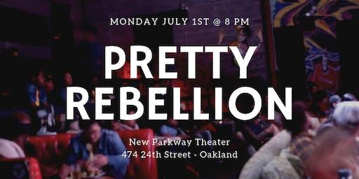Pretty Rebellion Open Mic