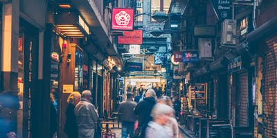 Language WALKshop: Italian... in Melbourne's Laneways