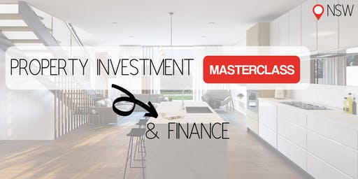 NSW | Property Investment & Finance Masterclass