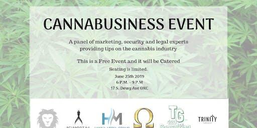 Cannabusiness Event