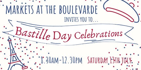 Bastille Day Celebrations tickets