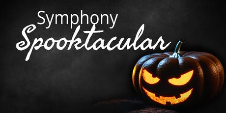 Symphony Spooktacular - Sunday Matinee tickets