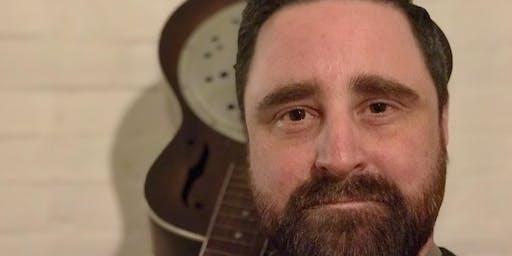 Sunday Lounge Music: Dan Banks