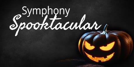 Symphony Spooktacular - Tuesday Evening tickets